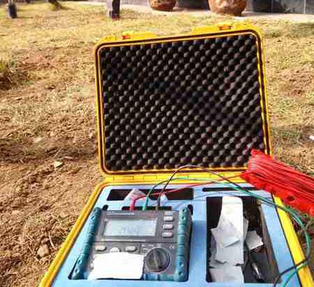 防雷检测设备