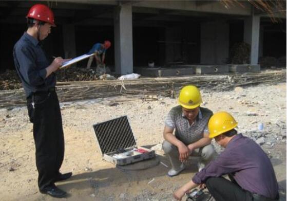 青海建筑物检测