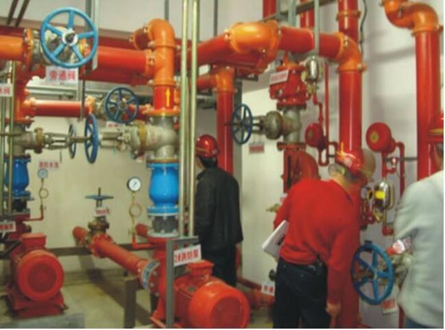 西宁建筑消防设施检测