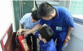 建筑消防设施检测